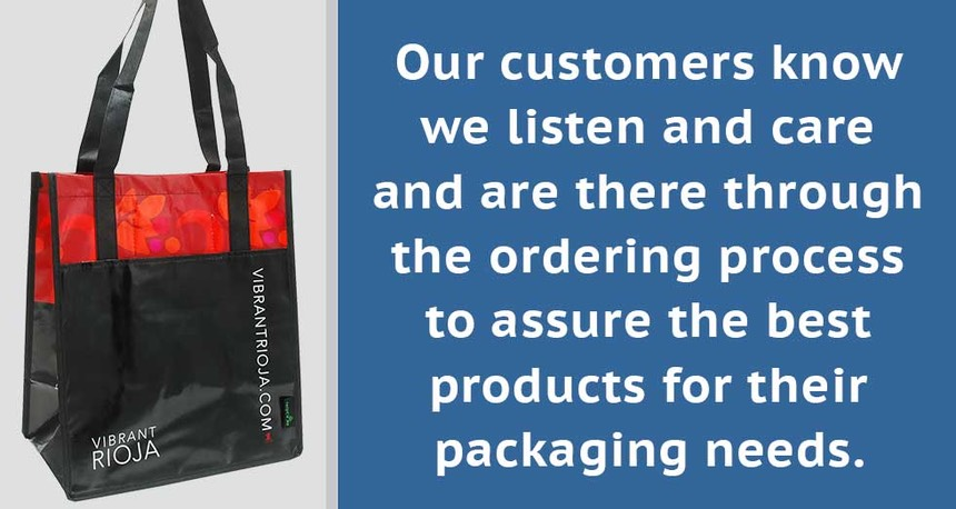 Our customers know we listen and care and are there through