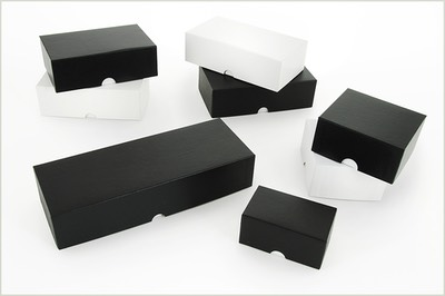 rigid business card boxes - Business Card Box